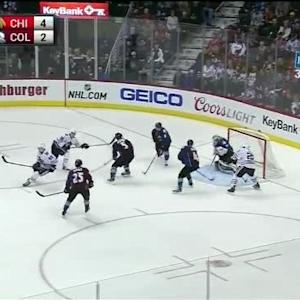 Calvin Pickard Save on Marcus Kruger (08:52/3rd)