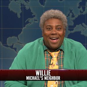 Weekend Update: Willie