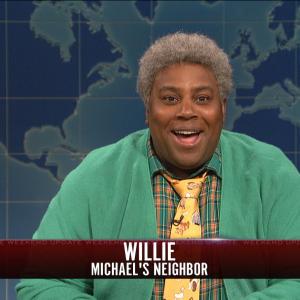 Weekend Update: Willie