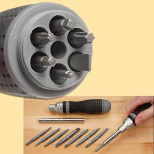 Multibit Screwdriver