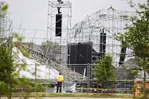Live Nation Canada Charged in Radiohead Stage Collapse