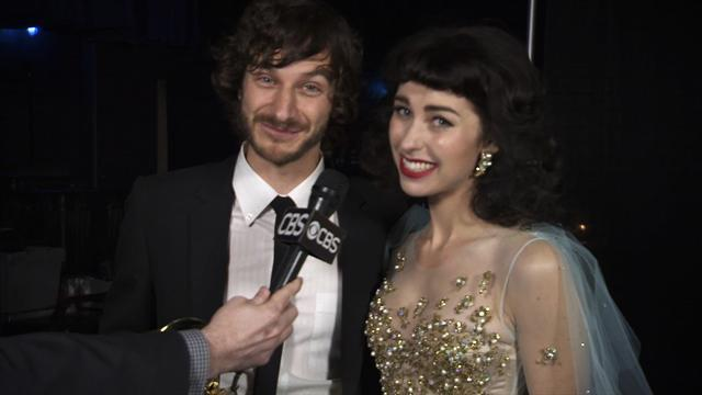 Gotye - Backstage Thank You