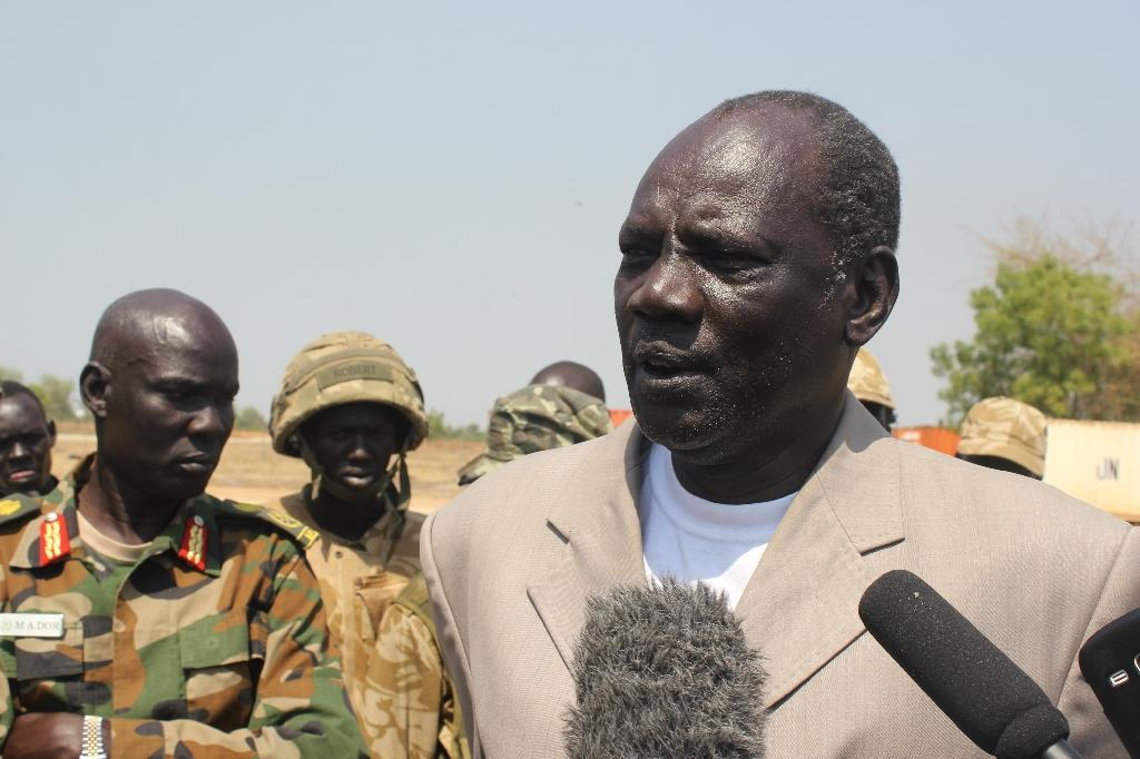 South Sudan army seizes key rebel enclave: minister