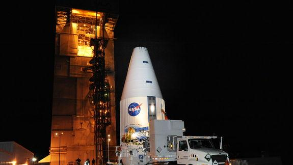 NASA Poised to Launch Powerful New Earth-Watching Satellite Monday
