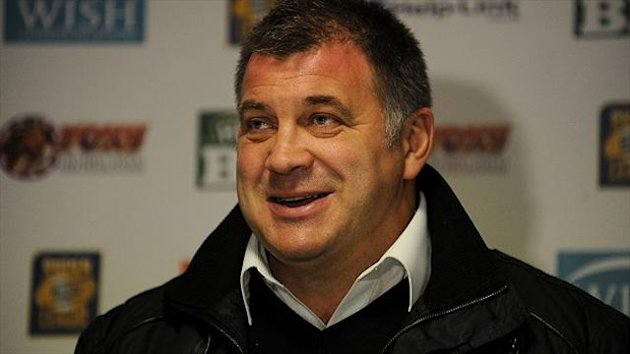 Shaun Wane remains 'chilled' as Wigan enter the business end of the season