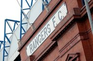 Glasgow Rangers Ibrox ground, seen here in February 2012. Indonesian businessman Jude Allen has been named as one of the members of the 'Sevco' consortium set to take over financially stricken Scottish giants Rangers
