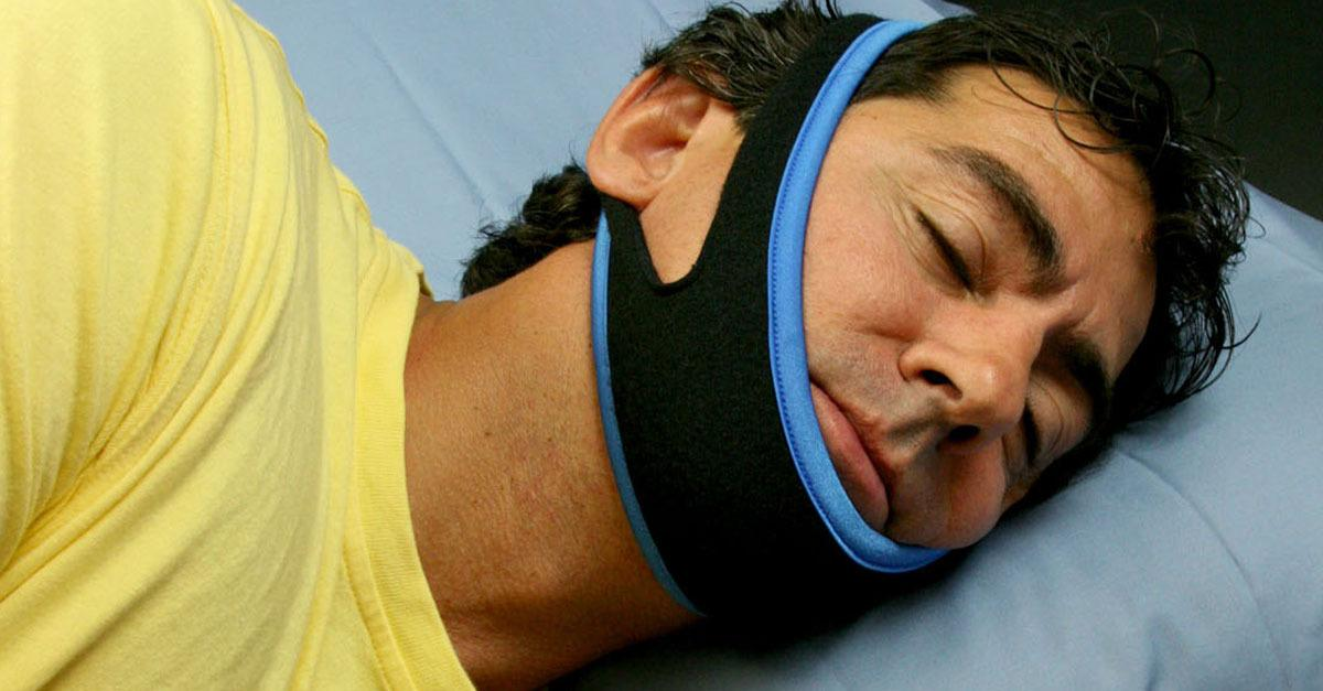 A New Solution That Stops Snoring