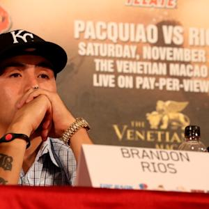 RADIO: Brandon Rios -- 'I'm going to retire Manny Pacquiao'