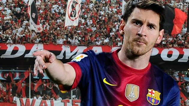 Lionel Messi will bei den Newell&#39;s Old Boys seine Karriere beenden