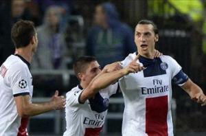 Ibrahimovic: PSG more important than Ballon d'Or