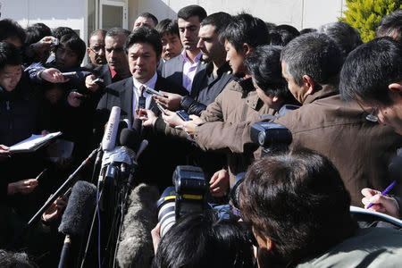 Japan says hostage negotiations with militants 'deadlocked'
