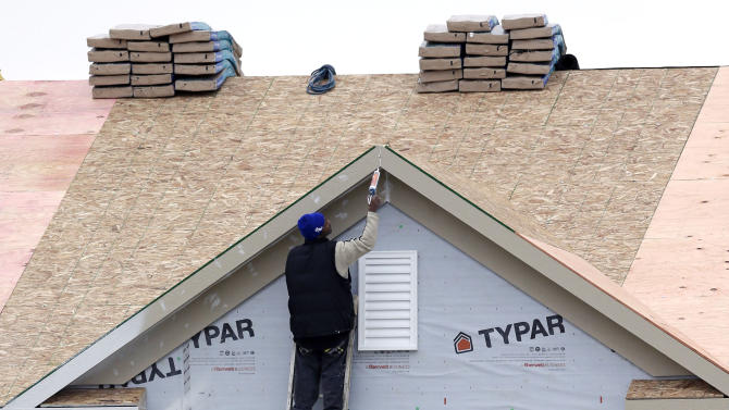 US sales of new homes slipped 2.1 percent in Nov.