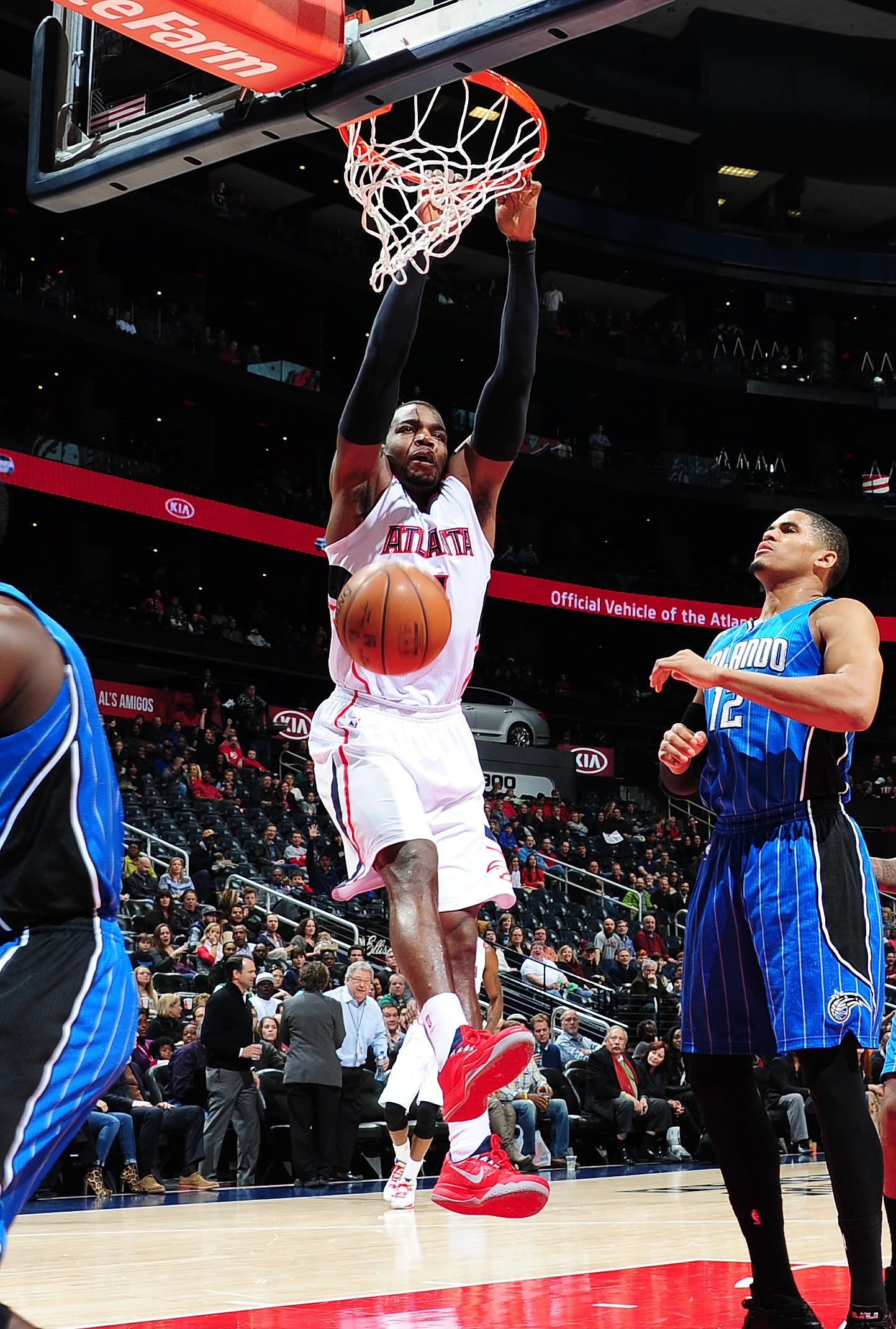 Hot start by Millsap helps Hawks beat Magic 95-88