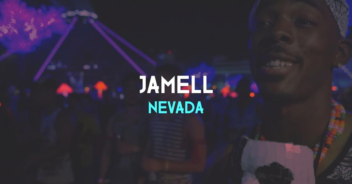 Watch: EDC POV Episode 1—Jamell