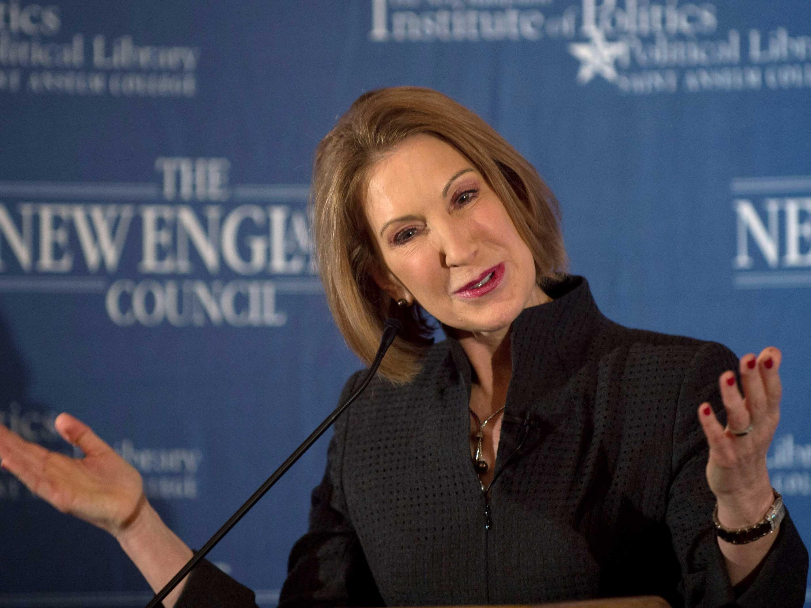 Ex-HP CEO Carly Fiorina is planning to run for president based on her business experience. Here's why that's a terrible idea.