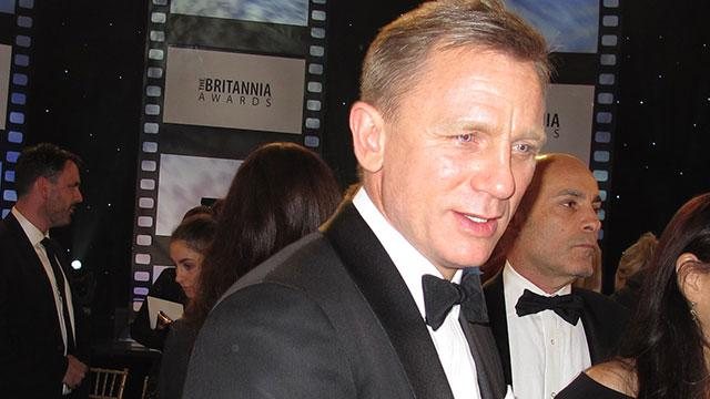 Five Things You Don't Know About Daniel Craig