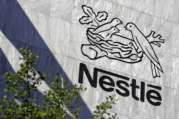 Nestle headquarters in Vevey, Switzerland on August 23, 2006