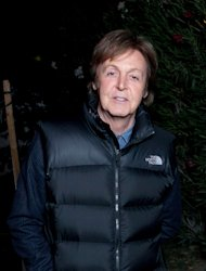 Paul McCartney Takes on Thanksgiving Turkeys