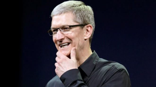 """I've never been more bullish for innovation at Apple,"" Tim Cook said of the company's forthcoming (secret) products."