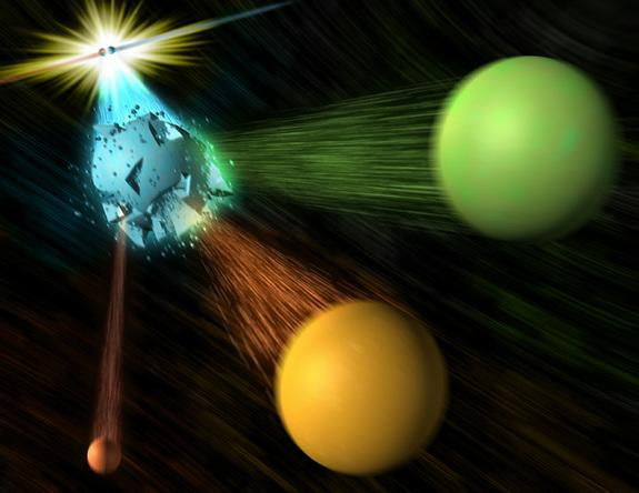 Misbehaving Particles Poke Holes in Reigning Physics Theory