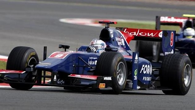 Sam Bird, 2011 (From GP2 official)