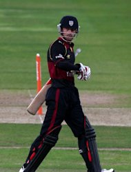 Paul Collingwood (pictured) takes over from Phil Mustard as captain of Durham