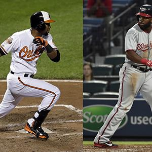Nationals, Orioles, Clinch Division Titles