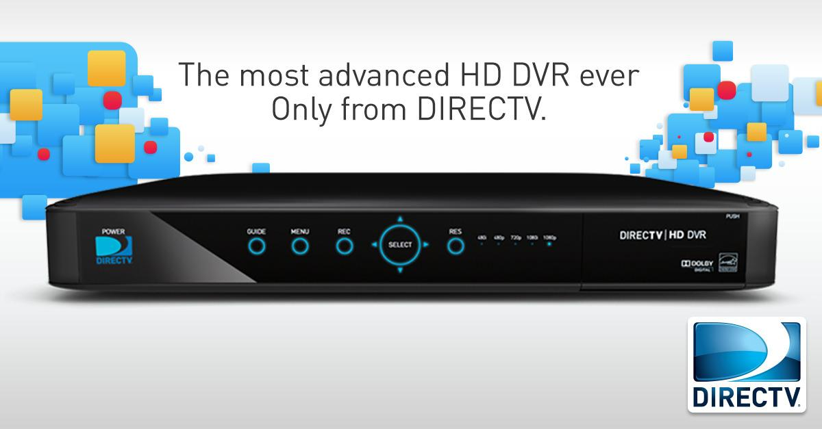 GENIE® is the Most Advanced HD DVR Ever.
