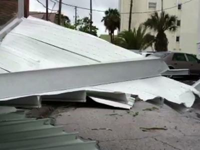 Debby douses Fla., state of emergency declared
