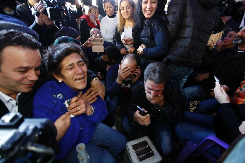 Qaeda Syria wing frees Lebanese hostages in swap deal