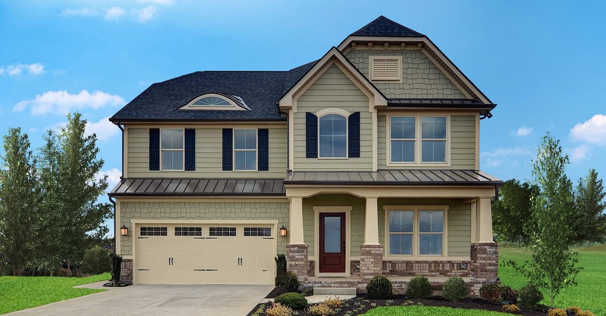 Affordable New Homes at Lake Frederick