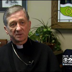 CBS 2 Talks With Future Archbishop Of Chicago