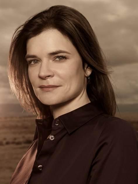 Betsy Brandt as Marie Schrader in 'Breaking Bad' -- AMC