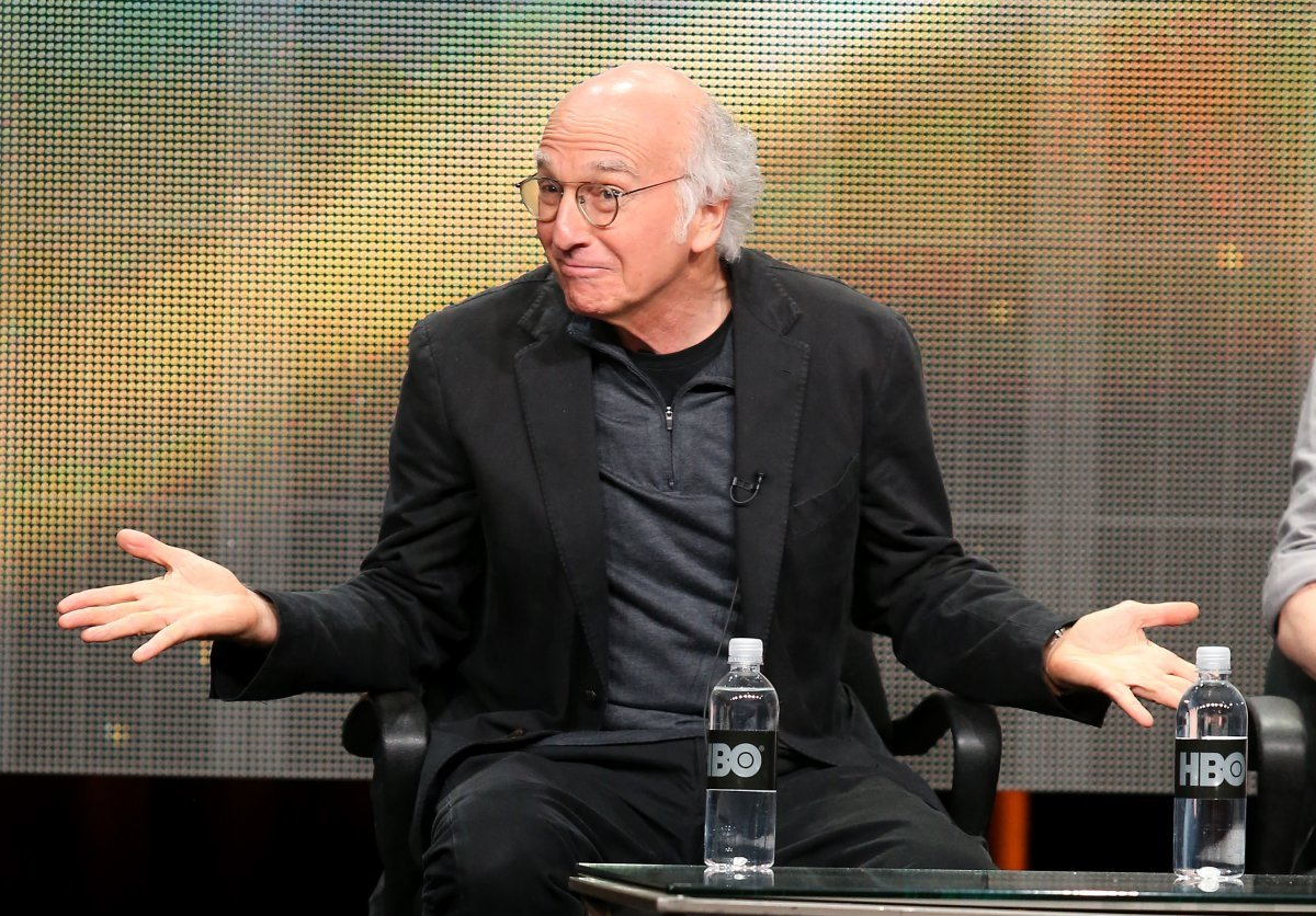 Larry David funny