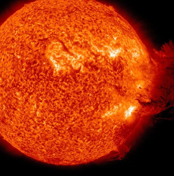 Earth survived near-miss from 2012 solar storm: NASA