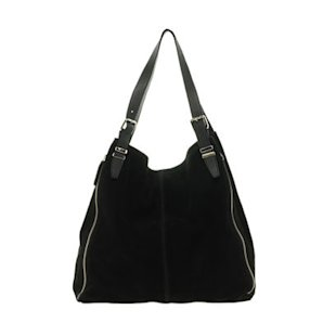 Leather Bar Detail Tote, &#xa3;45, by ASOS: What To Wear: Office