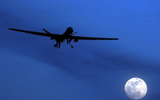 One Man Is Now Tweeting Every U.S. Drone Strike Known to Man