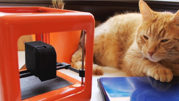 $300 3D Printer Coming Early 2015