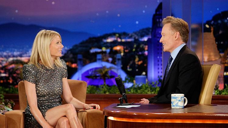 Paltrow Gwyneth Tonight Show