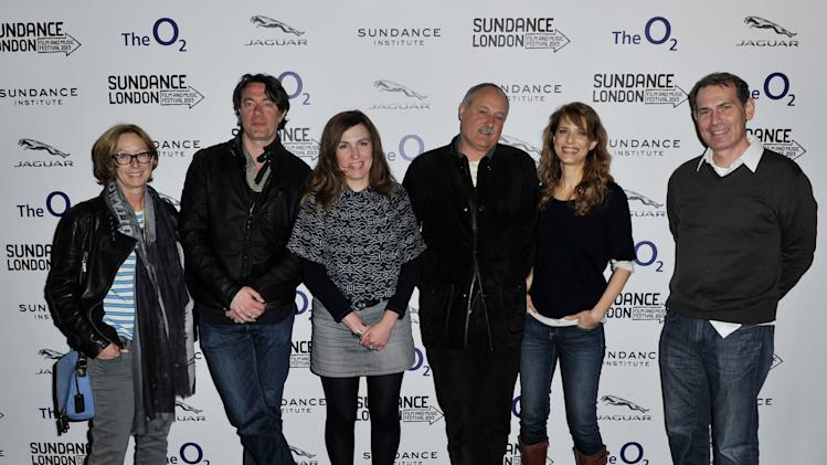 Screenwriting Flash Lab - Sundance London Film And Music Festival 2013