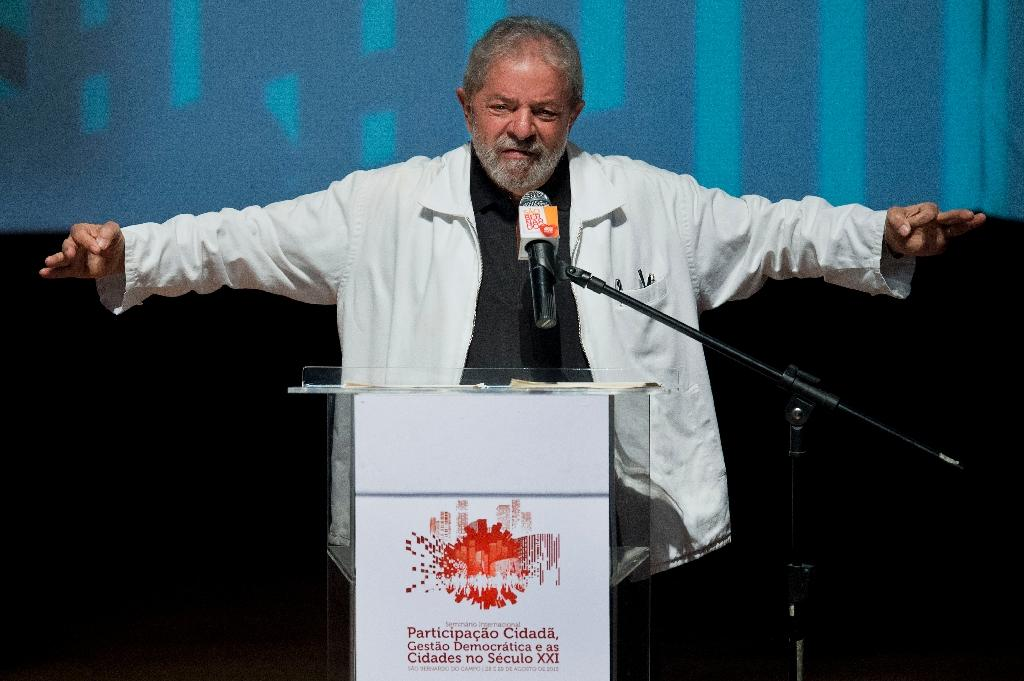 Lula dives into Brazil's political 'perfect storm'