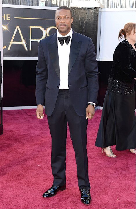 85th Annual Academy Awards - Arrivals: Chris Tucker