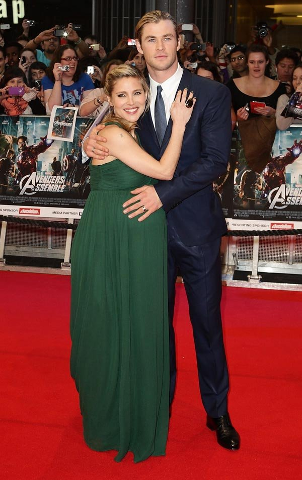 Chris Hemsworth&#x2019;s Wife Gives Birth To Baby Girl