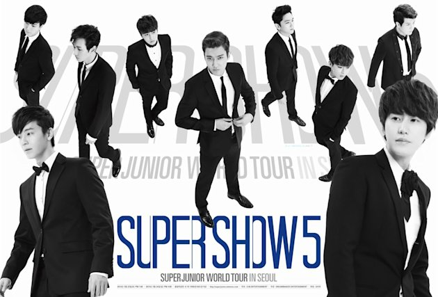 Super Show 5 Indonesia