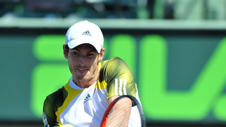 Tennis: Sony Open-Cilic vs Murray