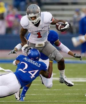 Cowboys survive rally by Kansas for 20-14 victory