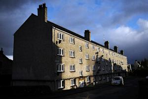 An apartment block run by the Argyll Community Housing …