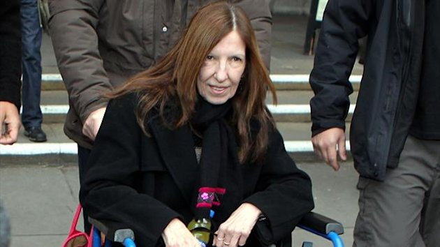 Prominent Hillsborough campaigner Anne Williams