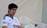 Cook Hailed By England