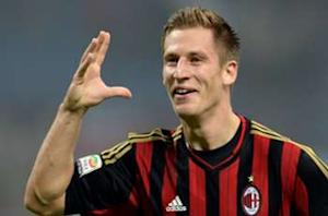 Milan 1-0 Udinese: Brilliant Birsa hands Rossoneri win